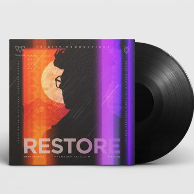 Restore Album Cover Design