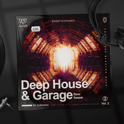 Deep House Garage Album Cover
