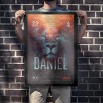 Daniel Church Poster Template