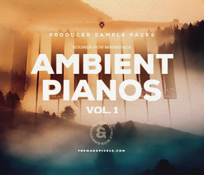 Ambient Pianos Facebook Cover