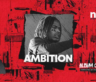 Ambition Facebook Cover