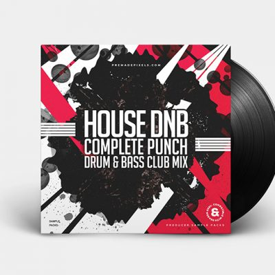 House Drum & Bass Album Cover