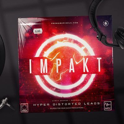 Impakt Album Cover Art