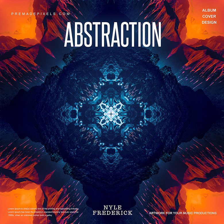 Abstraction Album Cover