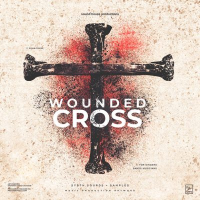 Wounded Cross Album Cover
