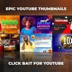 Youtube Thumbnails Template