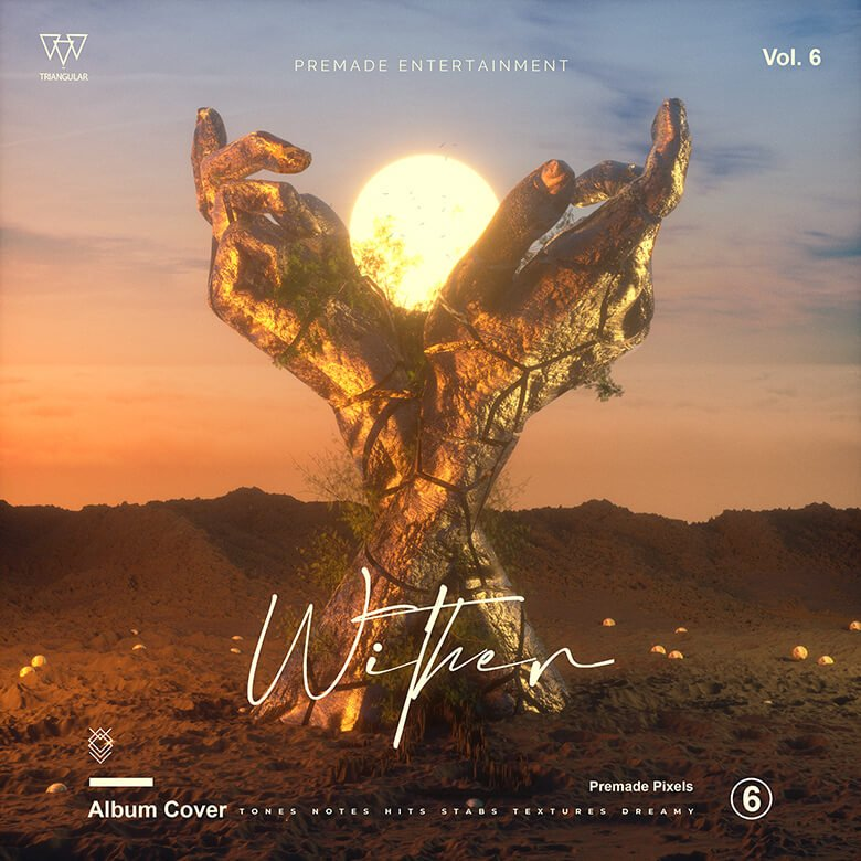 Wither Album Cover Art