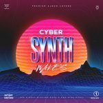 Cyber Synth Album Cover Art